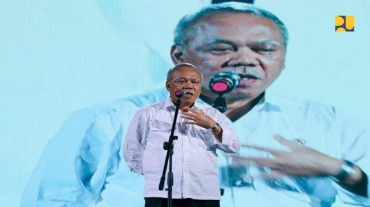 Menteri Basuki : Infrastruktur Yang Hebat Didukung Oleh Konsultan Konstruksi Yang Hebat