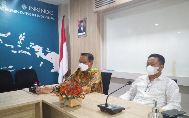 Ketua Umum Dewan Pengurus Nasional Ikatan Nasional Konsultan Indonesia
